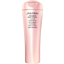Advanced Body Creator Sculpting Gel - Shiseido