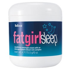 Fat Girl Sleep - Bliss